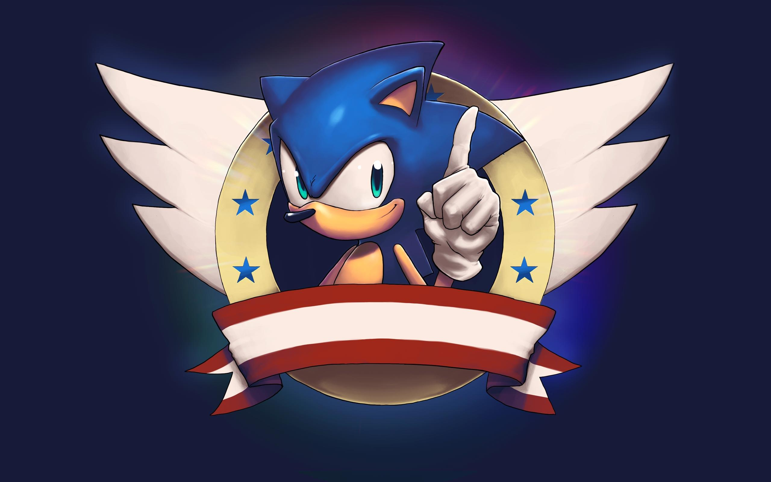50 Free Sonic The Hedgehog Wallpapers | Backgrounds
