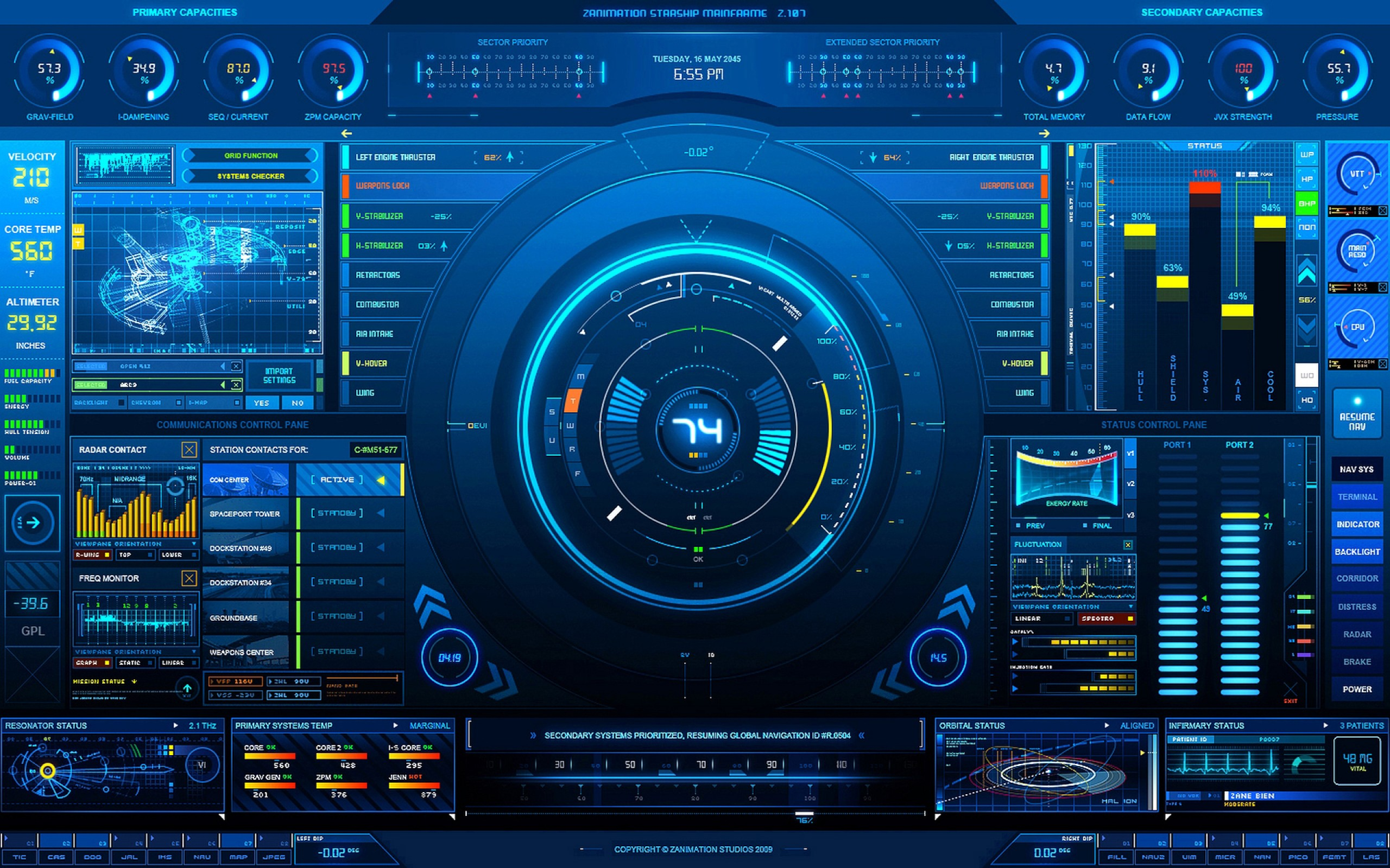 51 Cool High Tech Wallpapers Pictures