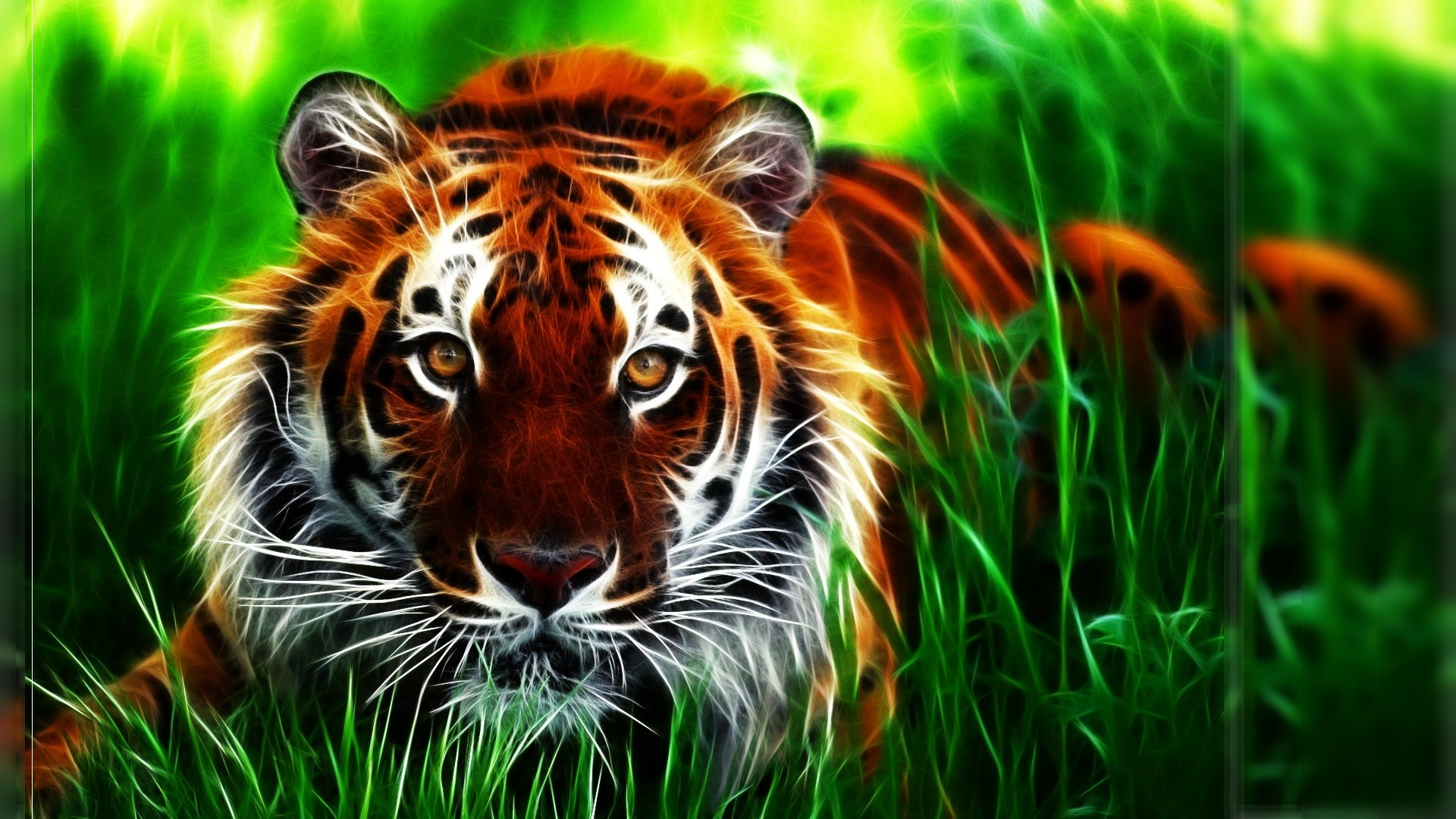 Cool Tiger Backgrounds – Free wallpaper download