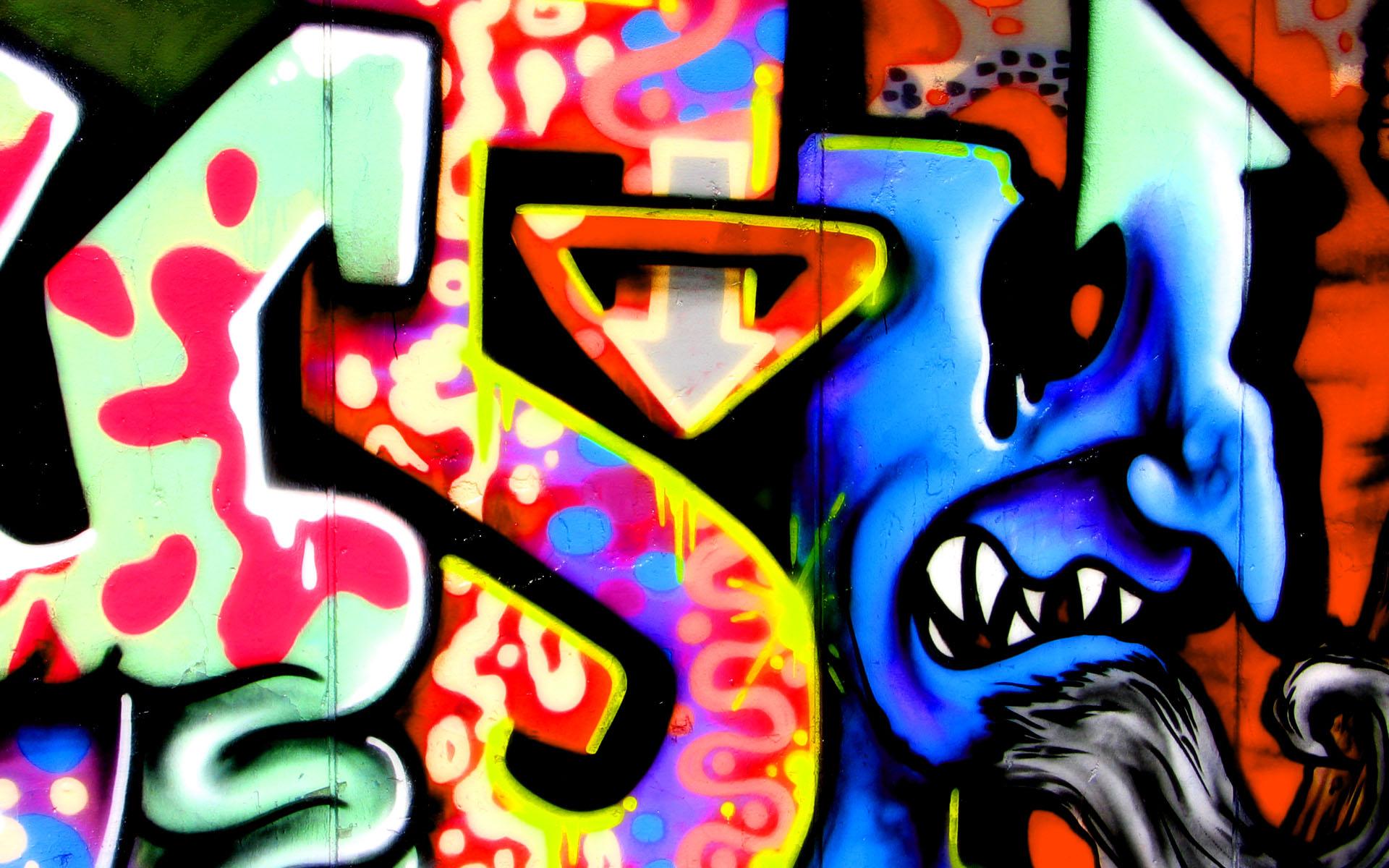 Free Graffiti Wallpapers Group (77+)