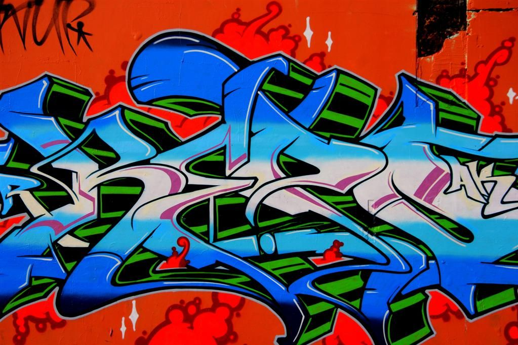 Collection of Graffiti Wallpaper Free Download on HDWallpapers