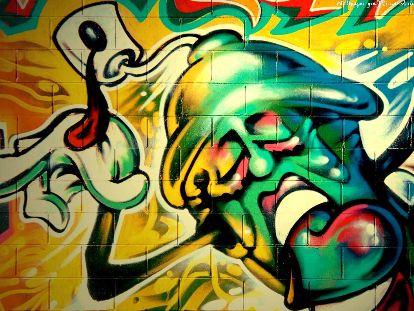 Graffiti wallpaper free download cool wallpapers graffiti