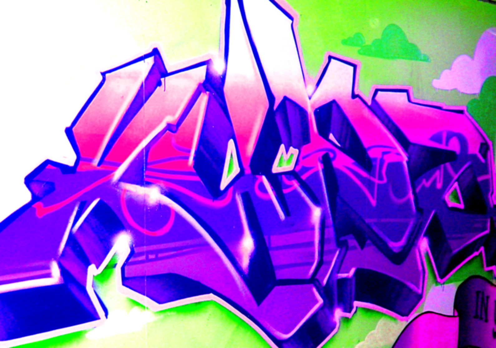 Cool Wallpapers Graffiti