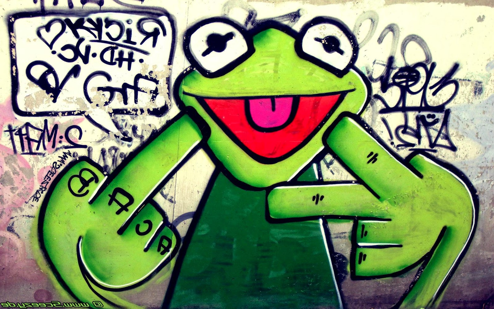Collection of Cool Wallpapers Graffiti on HDWallpapers