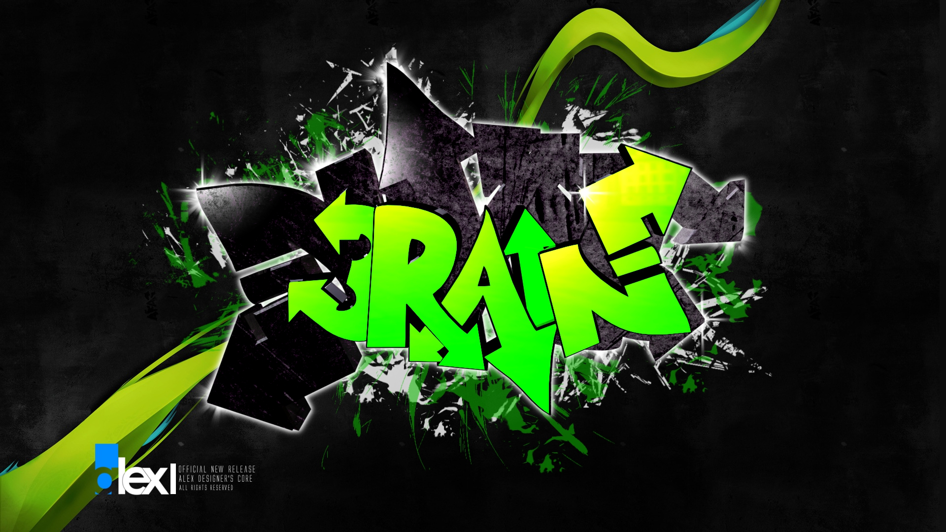 Cool HDQ Graffiti Pictures (Cool 46 HD Quality Wallpapers)