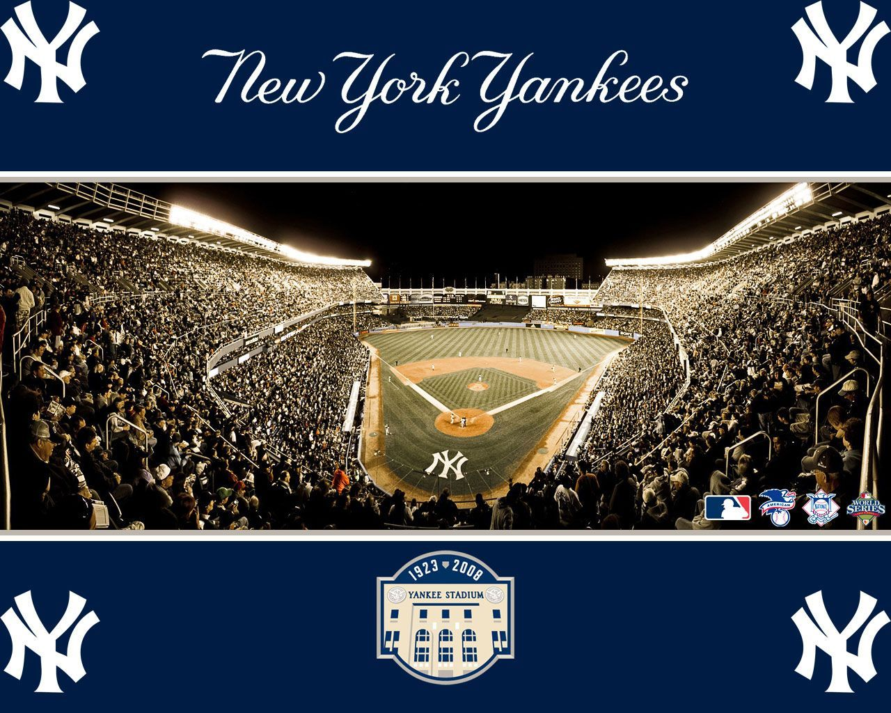 New York Yankees Logo Wallpapers