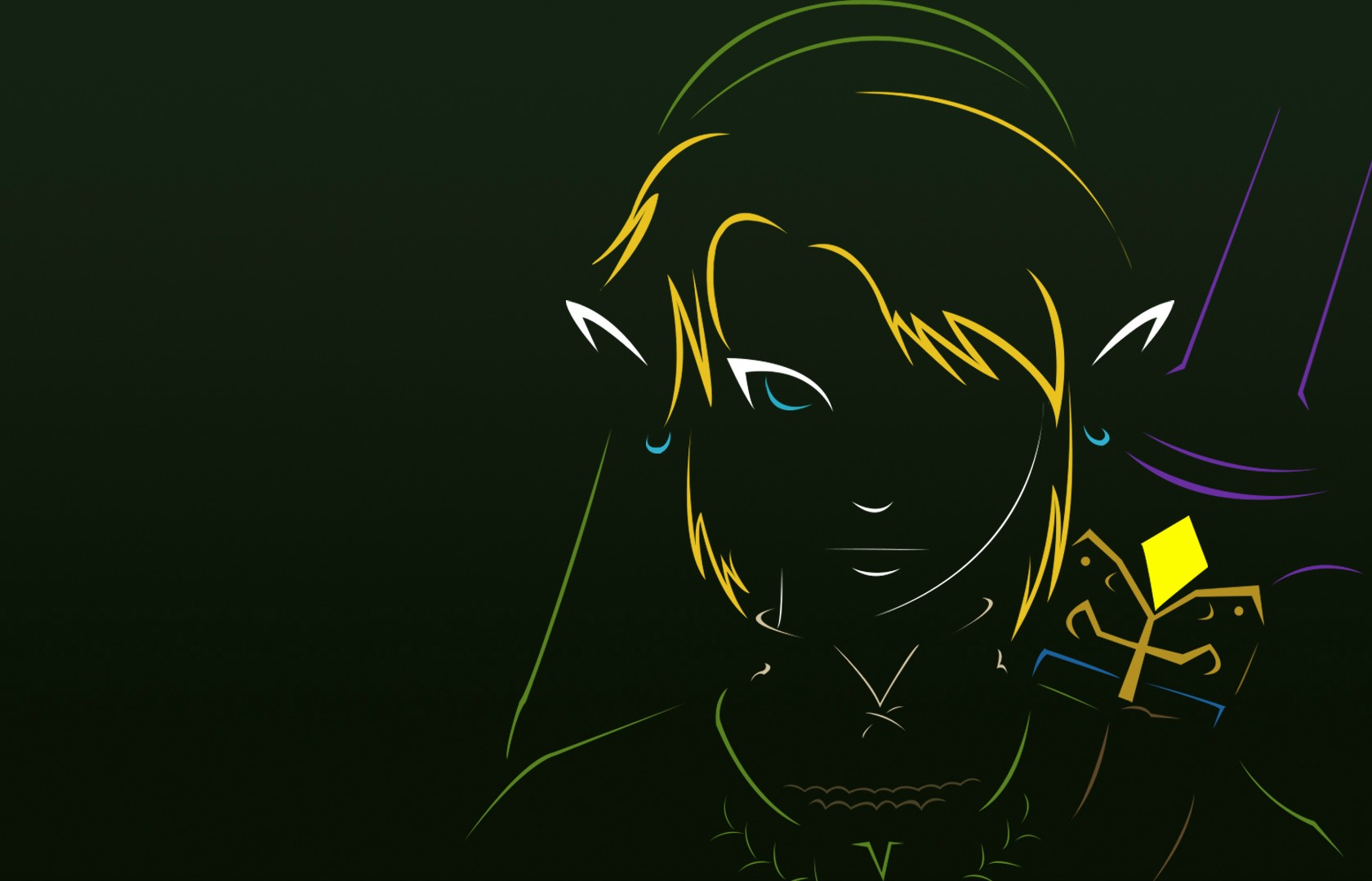 214 The Legend Of Zelda HD Wallpapers | Backgrounds - Wallpaper Abyss