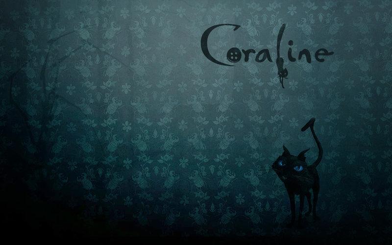 Coraline Wallpaper Sf Wallpaper