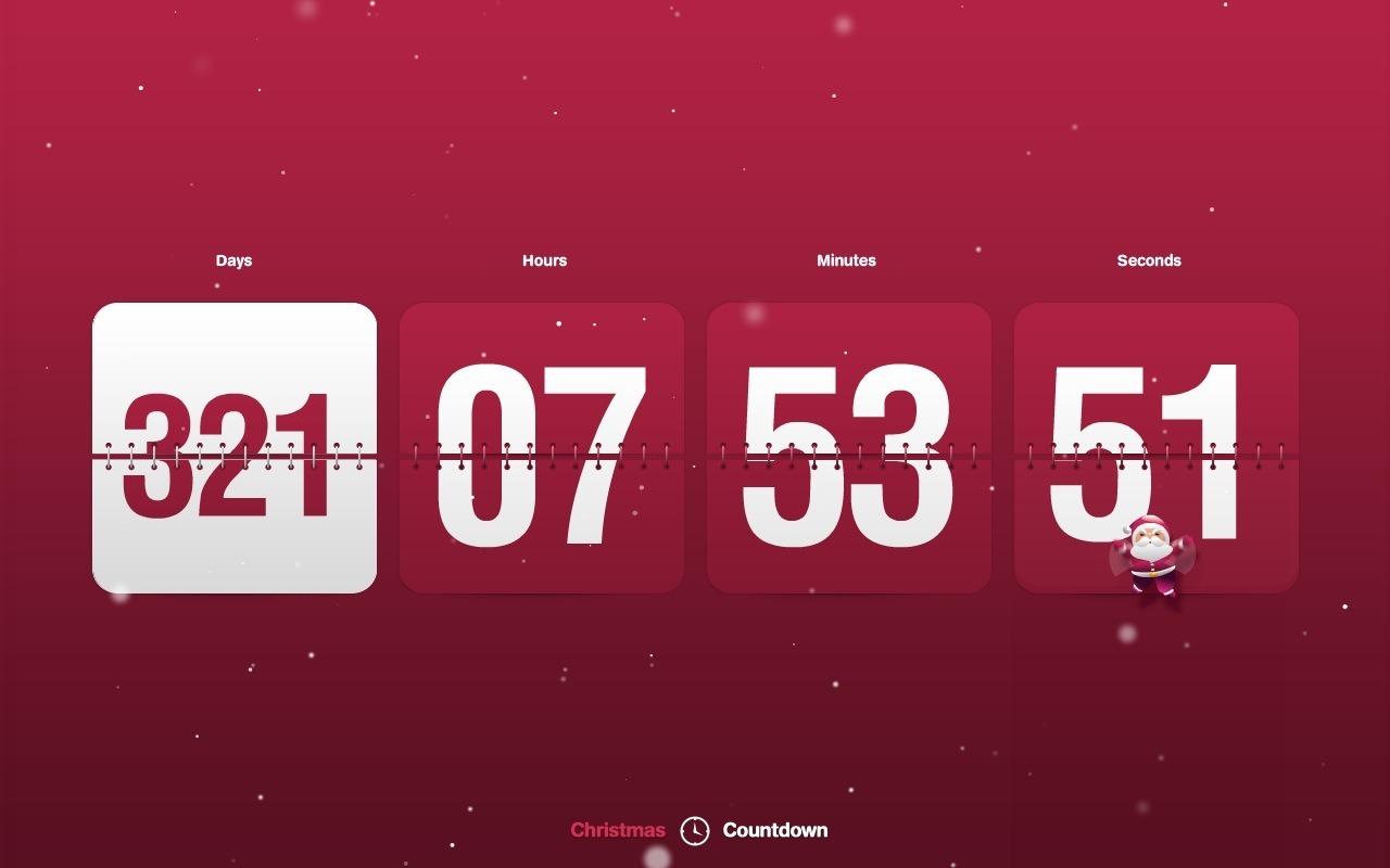 Christmas Countdown Screen Savers.Christmas Countdown Wallpaper 2017 Thecannonball Org