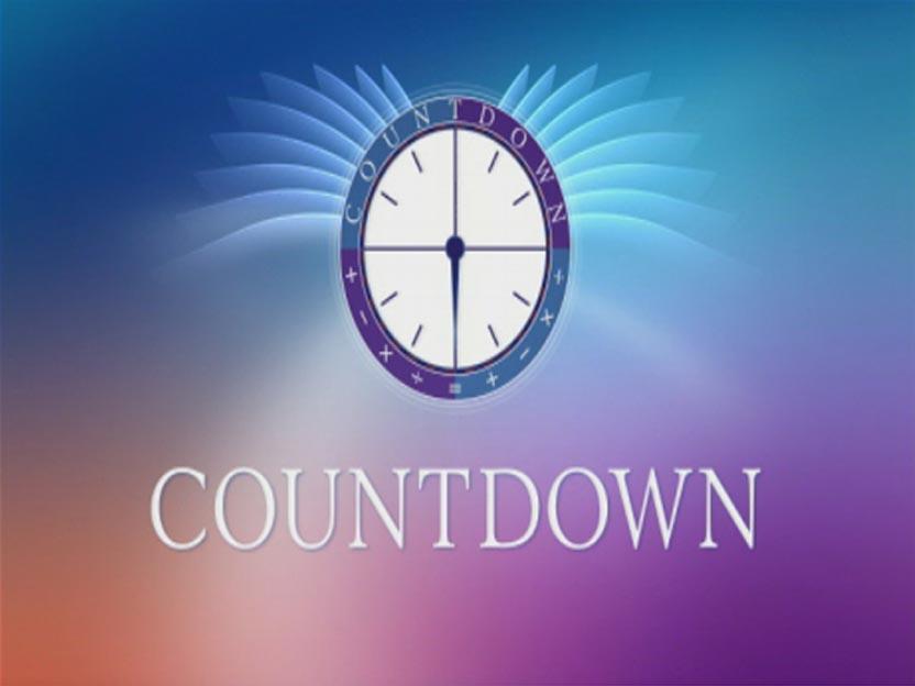 Countdown wallpaper