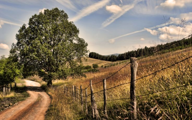 Country Background Images | Country Side by ~BrandonManley on
