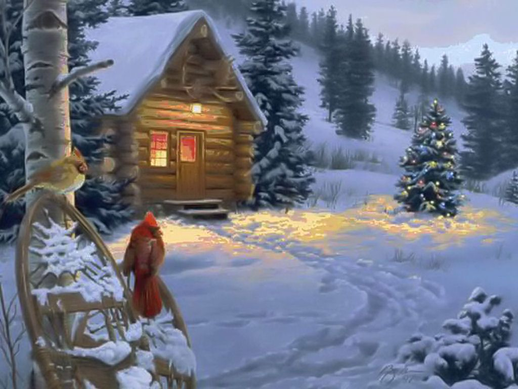 Country Christmas Background Wallpaper.Country Christmas Backgrounds Sf Wallpaper
