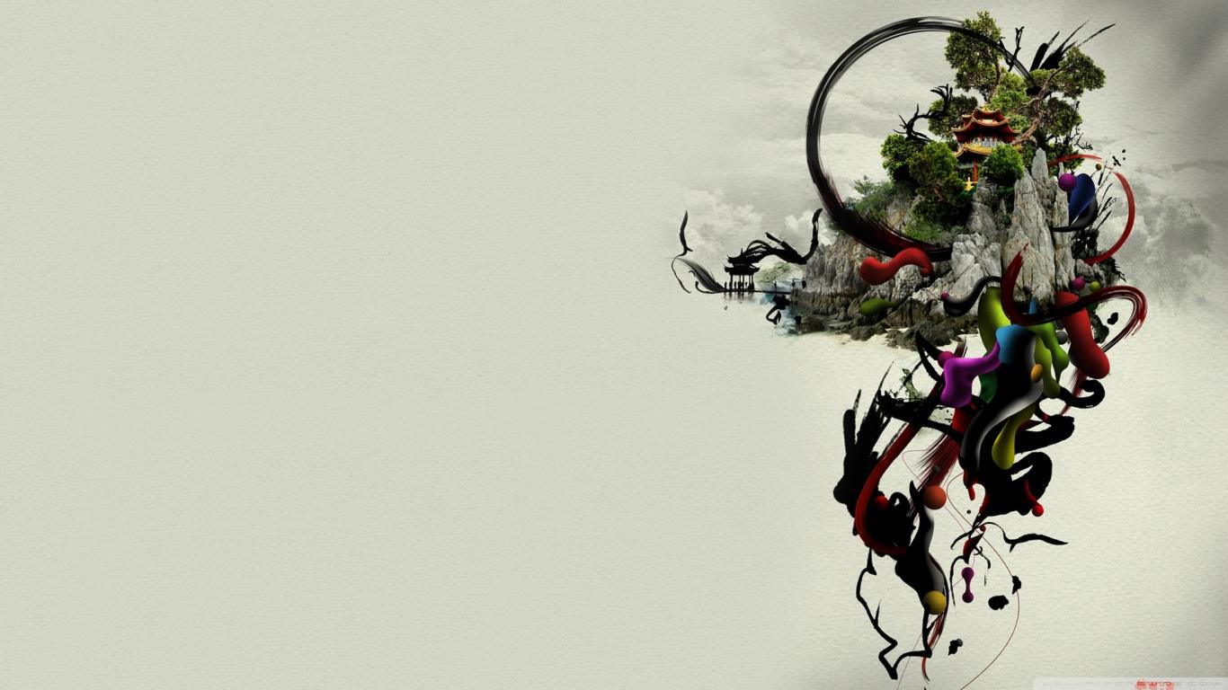 Creative Design 513 HD desktop wallpaper : Widescreen : High