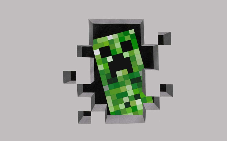 Cool Wallpaper Minecraft Windows 8 - creeper-wallpaper-29  Photograph_475474.jpg