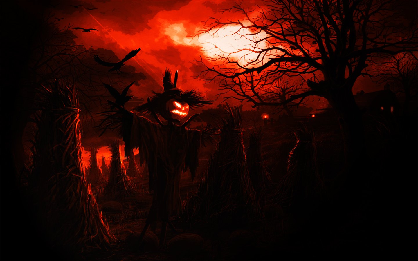 857 Creepy HD Wallpapers | Backgrounds - Wallpaper Abyss