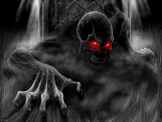 Terrifyingly Scary Wallpapers for Halloween | Computer backgrounds