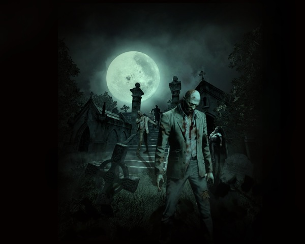 Scary Halloween Wallpaper Hd - WallpaperSafari