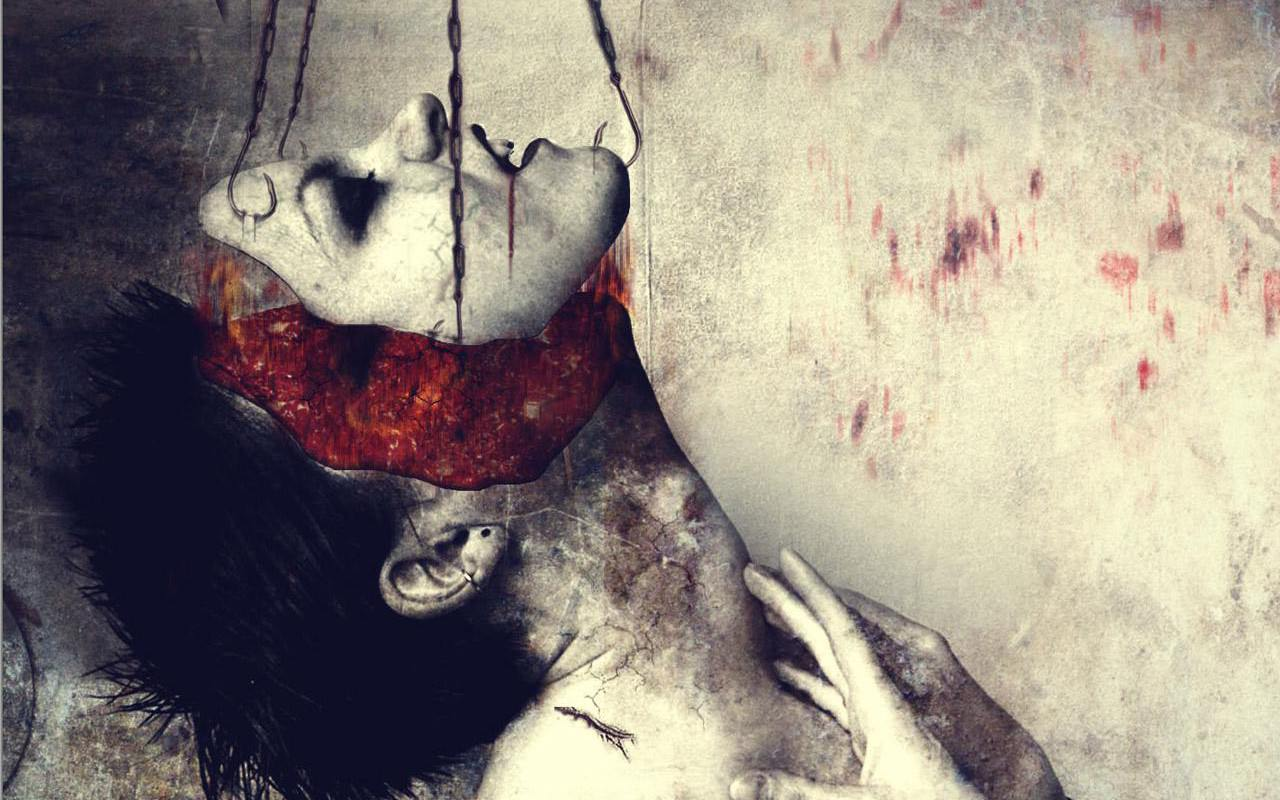 21+ Creepy Wallpapers, Scary Backgrounds, Images, Pictures