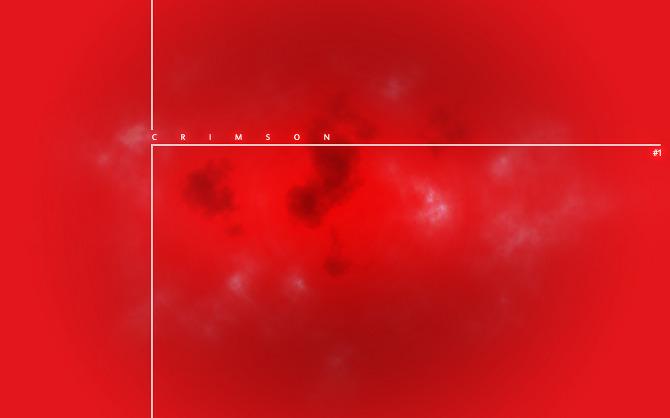 Crimson Laptop Wallpaper - Dan Netherton - Project Portfolio