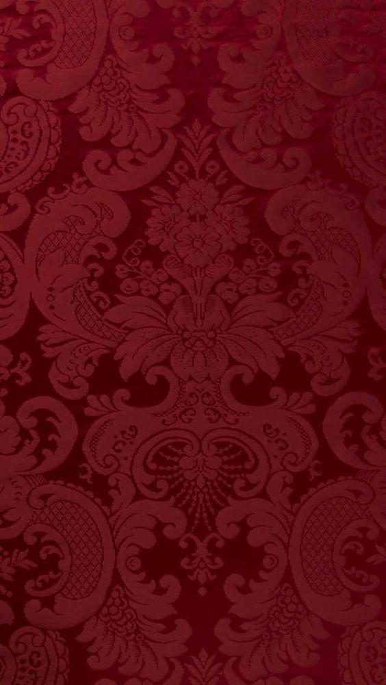 Crimson pattern; iPhone Wallpaper  | iPhone wallpaper | Pinterest