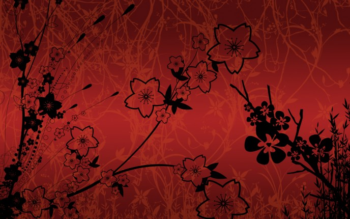 Collection of Crimson Wallpaper on HDWallpapers