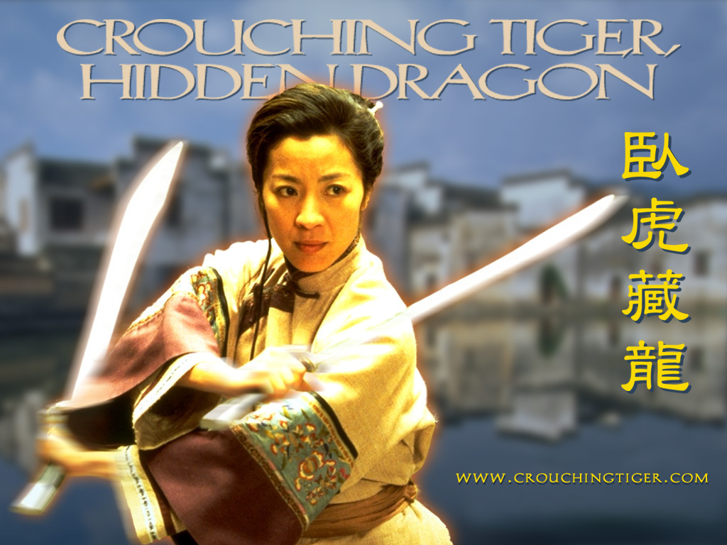 Crouching Tiger, Hidden Dragon images C T H D  Wallpaper HD