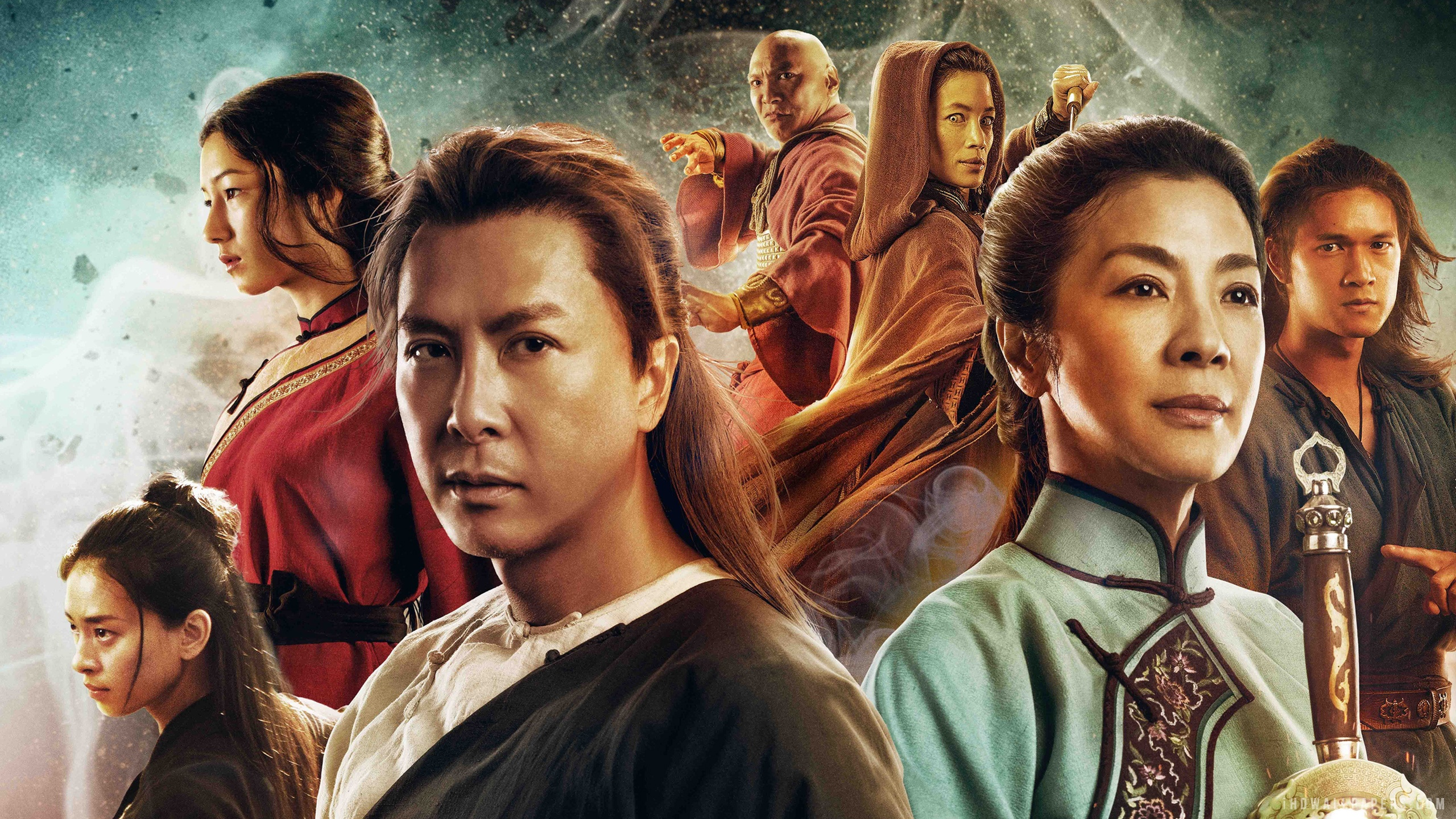 Crouching Tiger Hidden Dragon Sword of Destiny HD Wallpaper - iHD