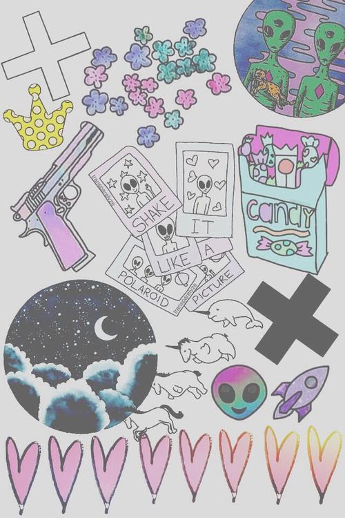 Cute Alien Wallpapers - WallpaperPulse