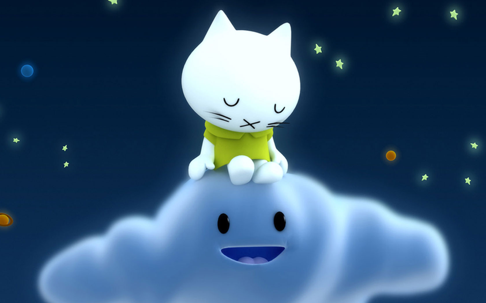 Cute Animated Wallpaper for Desktop - WallpaperSafari