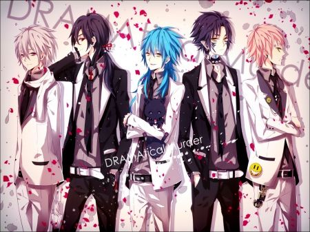cute anime boys -wink- #cuteanimeboys | DRAMAtical Murder