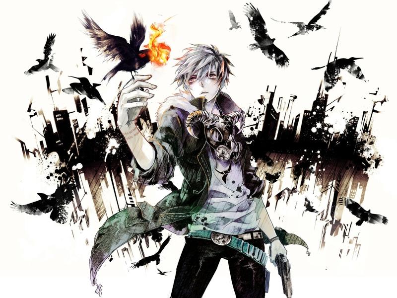 Anime Boys Wallpaper - WallpaperSafari