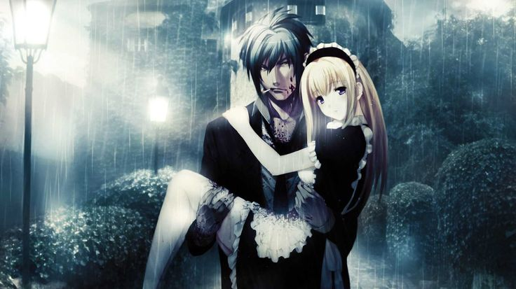 Collection of Anime Couples Wallpapers on HDWallpapers