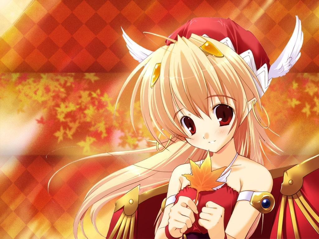 39 units of Cute Anime Girl Wallpaper