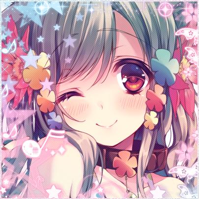 Cute Anime Girl By Kawaiikim123-d9l1zye by ThatInvisibleGurl | Yui