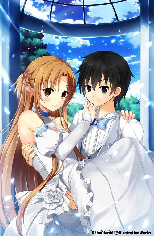 Top 30 Cute Anime Couples List - Online Fanatic