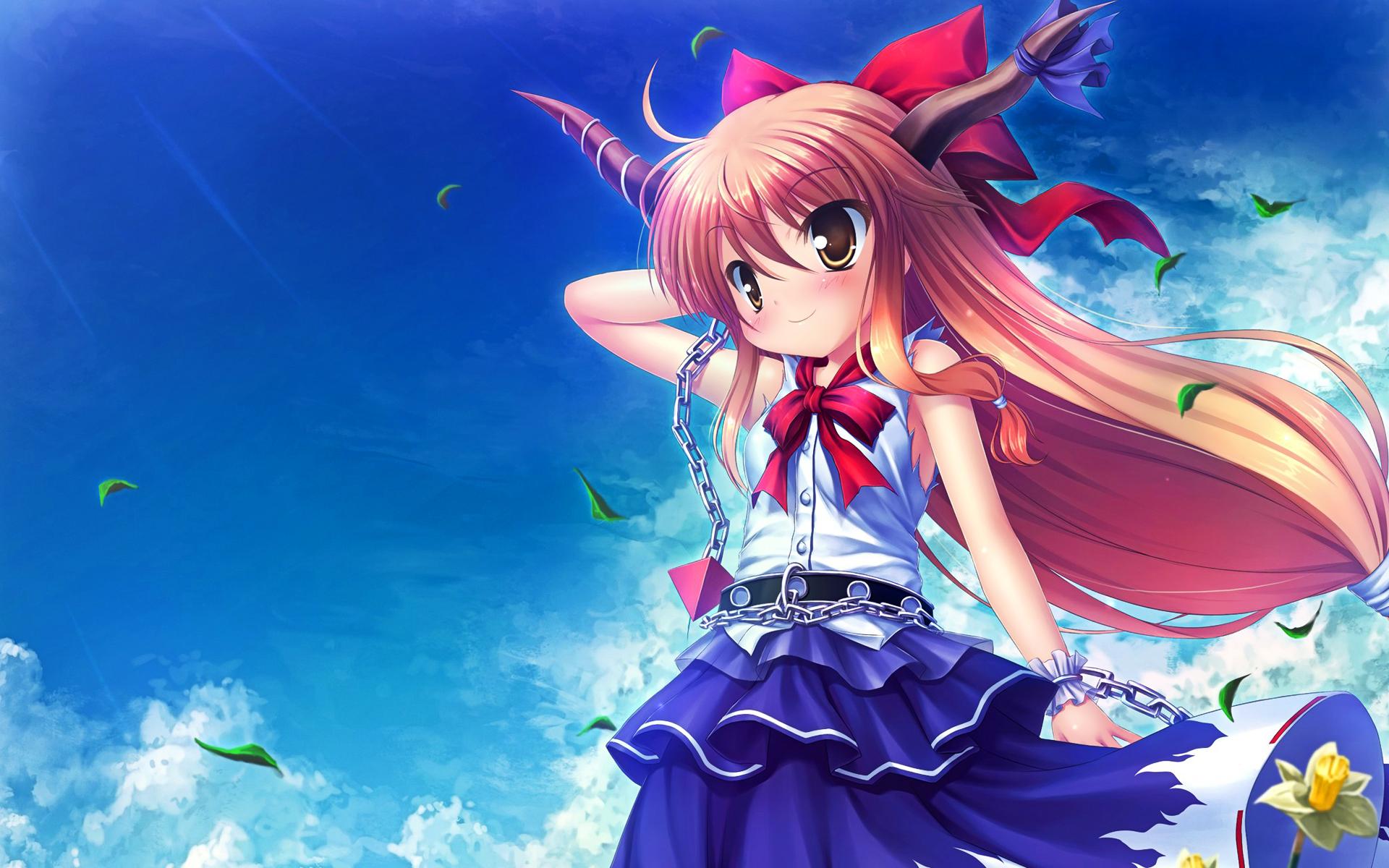 Cute Anime Wallpapers HD - WallpaperSafari