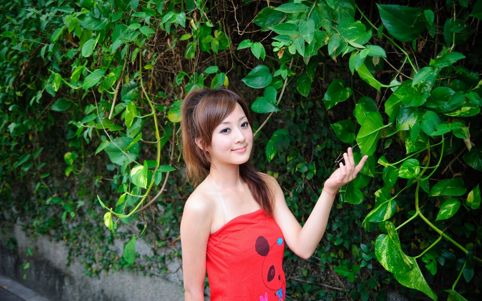 Cute Asian Girls Wallpapers Group (65+)