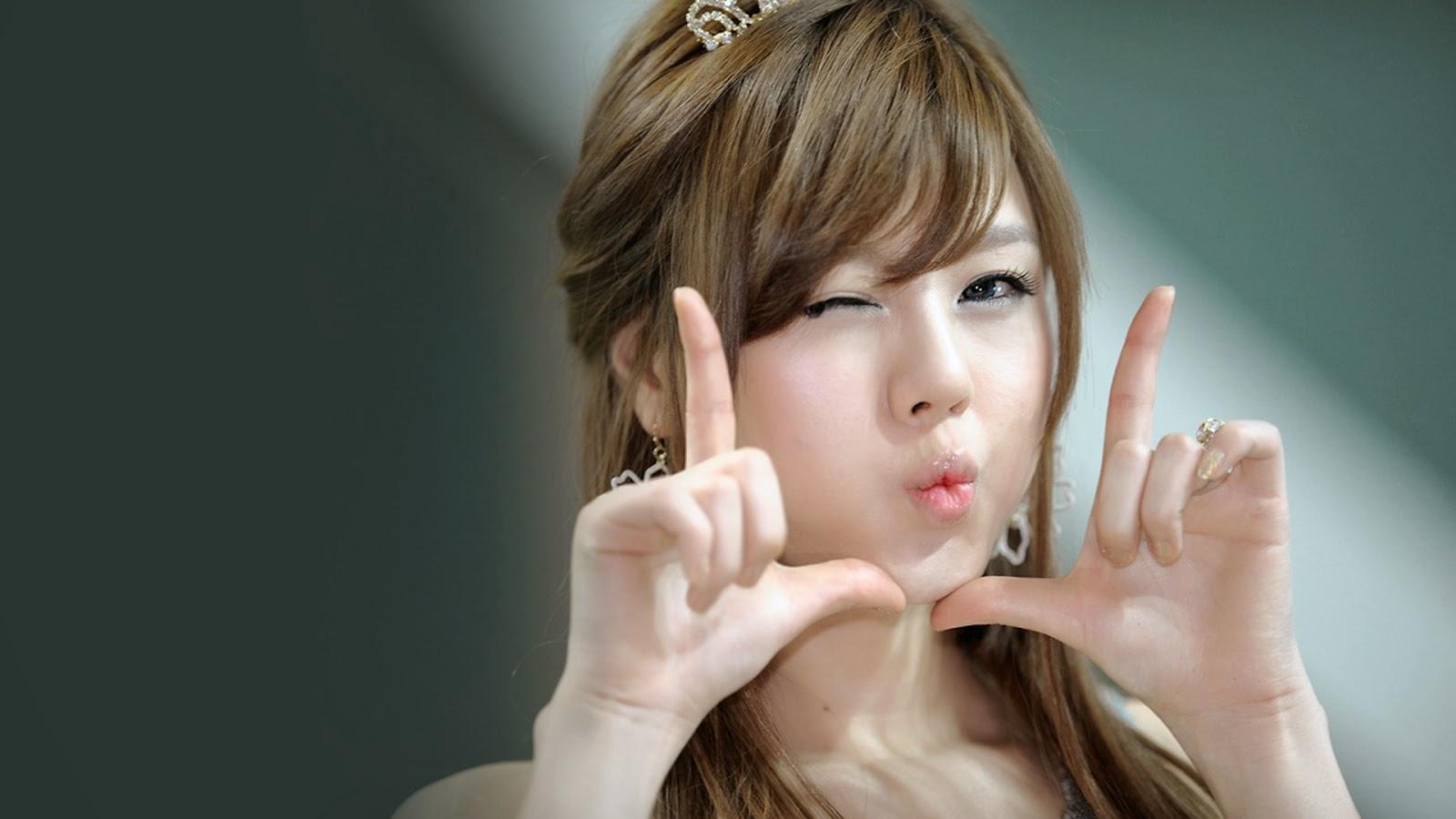 1600x900px Beautiful Korean Cute Asian Girl | #342422