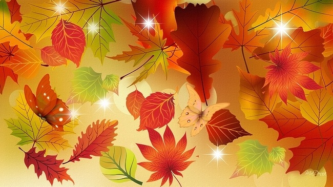 Cute Autumn Wallpaper