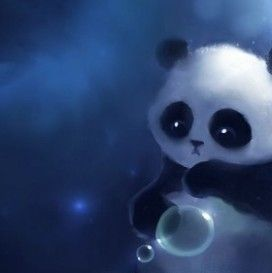 Cute baby panda wallpapers 500x281 | Friendship quotes | Pinterest
