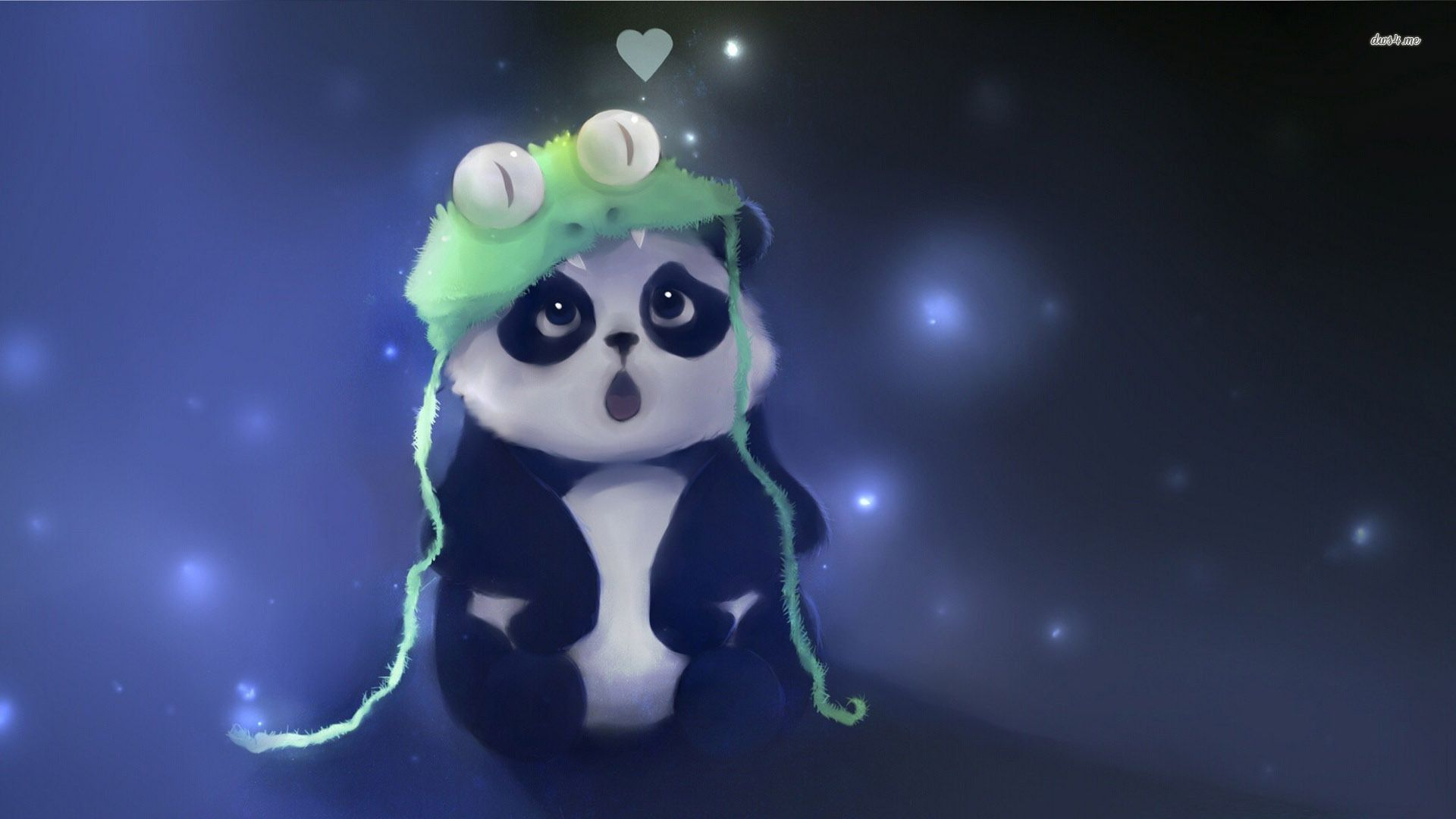 Cute Panda Backgrounds - Wallpaper Cave