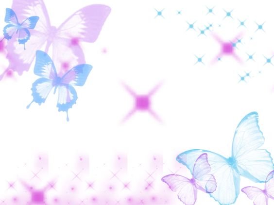 Cute Backgrounds |     Butterfly sparkle cute pink Wallpaper