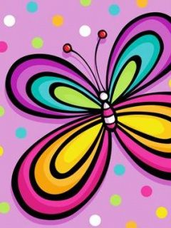 Download Cute Butterfly wallpapers to your cell phone - butterfly