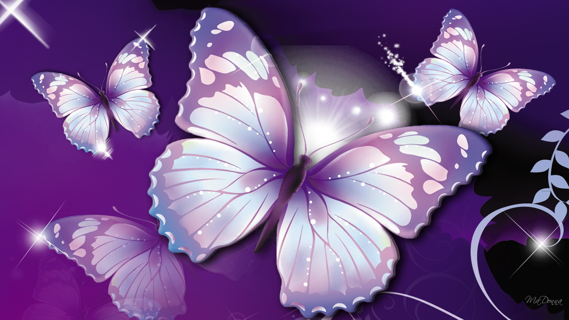 Cute Butterfly Desktop Wallpapers, Cute Butterfly Wallpapers For