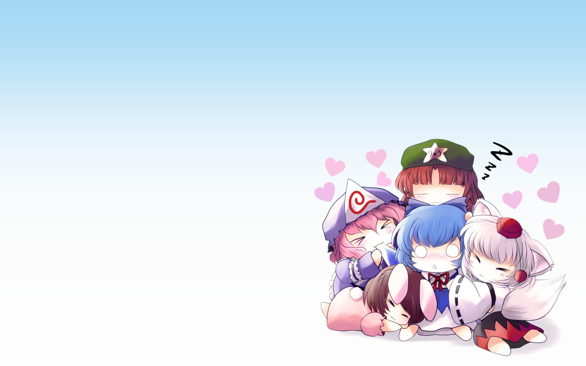 Collection of Chibi Wallpapers on HDWallpapers