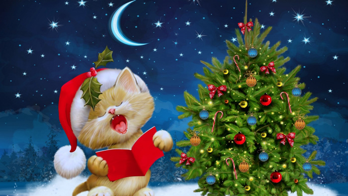40 Gorgeous Christmas and Holiday Season Wallpapers 2015