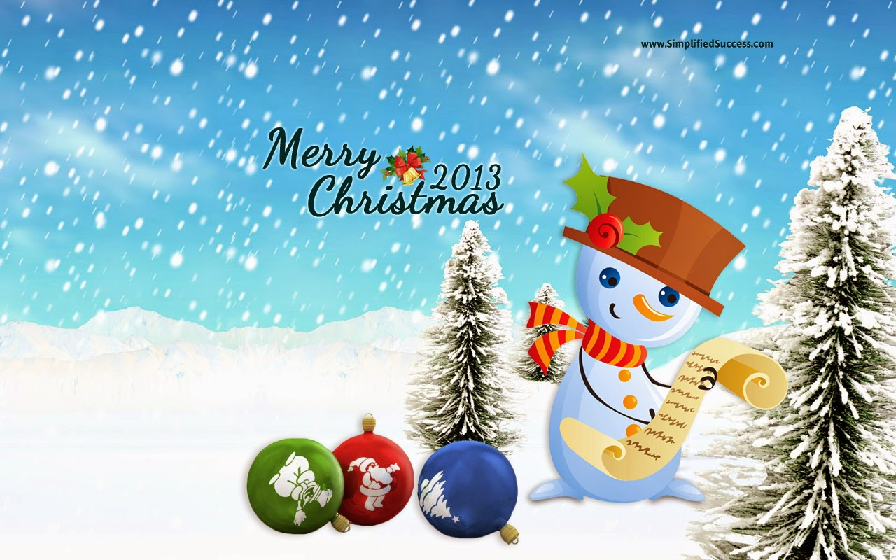 20 Best Christmas Wallpapers FULL HD
