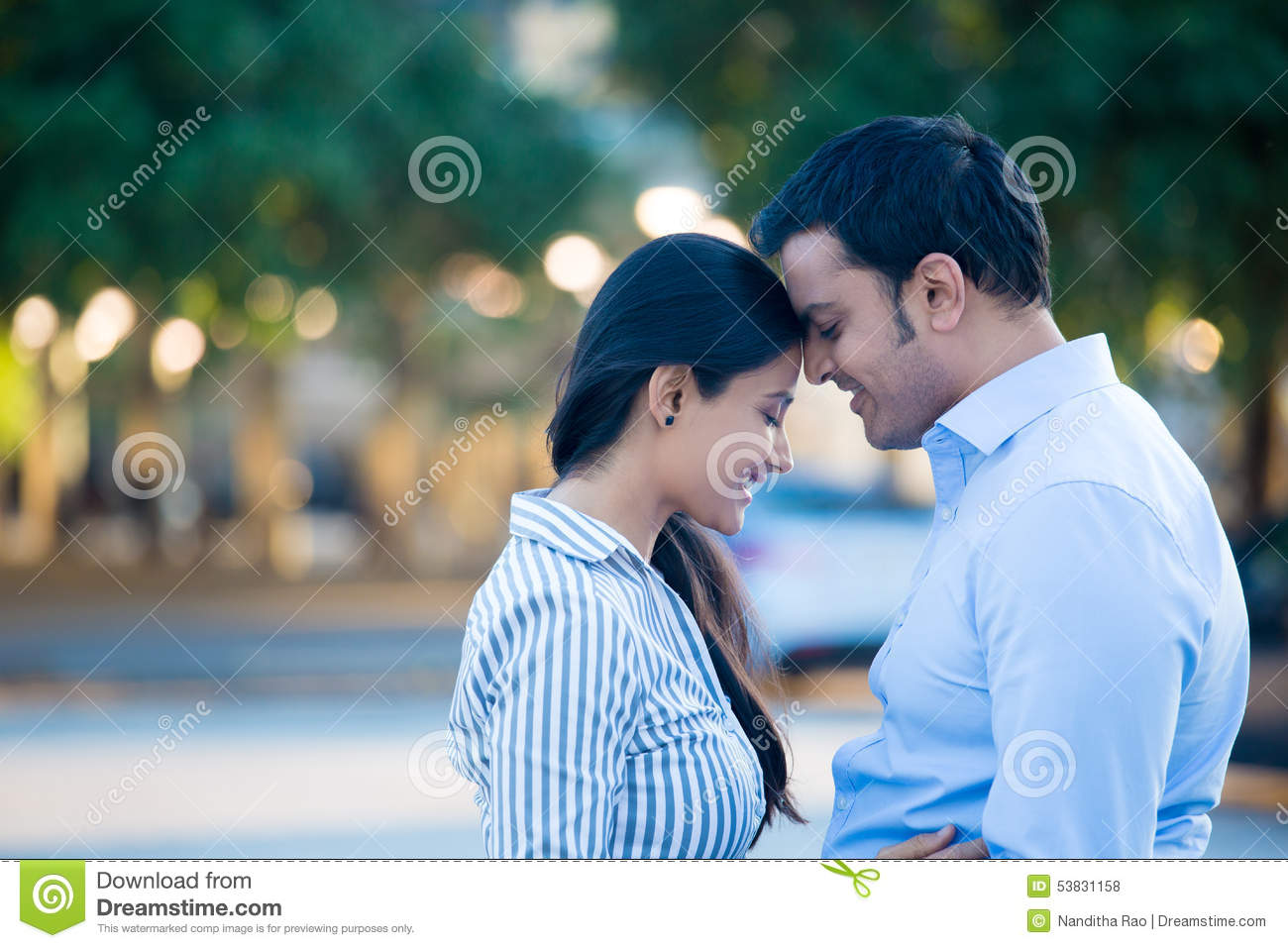 Cute Couple In Love Stock Photo - Image: 53831158