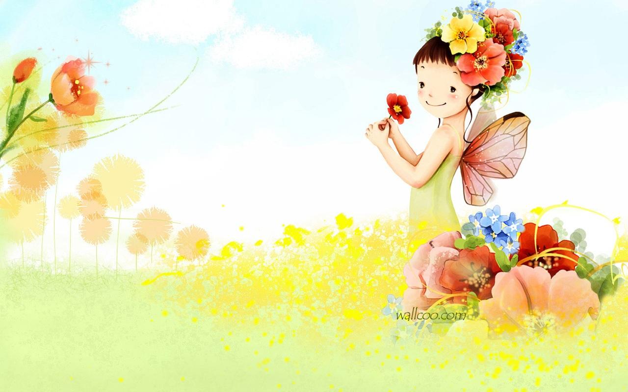 Cute Desktop Wallpapers For Girls Sf Wallpaper