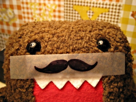 Domo ( Look At Me Now ) - Photography & Abstract Background